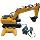 Double Eagle 561 1:16 R/C Excavator Construction Tractor
