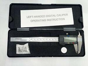 "Left Handed Digital Calipers 150mm/6"""