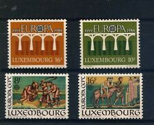 Luxembourg 1983 & 1984 Europa CEPT two MNH Set SG 1108 & 1109 - SG1131 & 1132