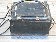 PHOTOGRAPHIC 5 x 7 CONTACT PRINTER ~ Vintage Antique Heavy Duty Darkroom Equip
