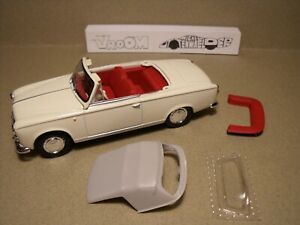 FUR 1/43  PEUGEOT 403  COLUMBO  CLOSED TOP  FUR  NOREV  UNIVERSAL  H.  BY  VROOM