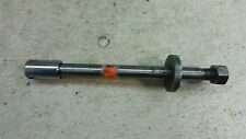 1965 honda ca95 baby dream benly H960-1~ front axle w spacer nut 1