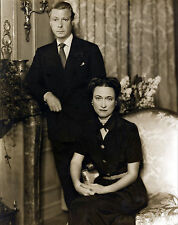 8x10 Photo of The Duke and Duchess of Windsor  About 1934