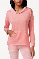 NWT Alfani Women's Plus Size Pink Sleepwear Hoodie Top size 3XL