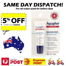 Aquaphor Lip Repair Immediate Relief Fragrance Free 10 ml Vitamins + Shee Butter