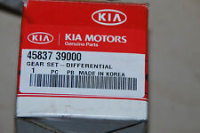ORIGINAL KIA 4583739000 45837-39000 ZAHNRADSATZ PICANTO I10 GEAR S DIFFERENTIAL