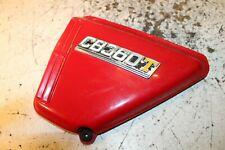 1975 75 HONDA CB360 CB 360 CB360T LEFT SIDE COVER PANEL COWL FAIRING