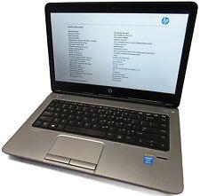 """HP Probook 640 G1 14"""" Core i5-4300M 2.6GHz 500GB 4GB Webcam BT No OS/BATTERY"""