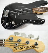1981 TOKAI HARD PUNCHER PB40-BB Precision Bass type Vintage Electric Bass