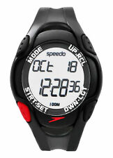 SPEEDO - AQUACOACH - ISD55176 - BLACK/RED