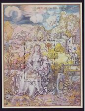 Paraguay 1976 albrecht durero mié. bloque 357 (169 euro) **/mnh