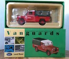 Corgi Vanguards VA07600 Land Rover Series 2 Midland Red Ltd Ed. No. 0002 of 7100