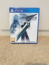 Final Fantasy VII 7 Remake Excellent Condition