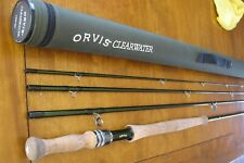 *Reduced* Orvis Spey Rod Complete 6 wgt Outfit Echo/Airflo Hardly Used *Nice*