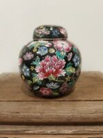 Chinese Antique Hand-Painting Ginger Jar