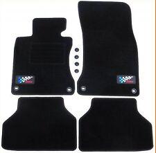 Premium Tappetini m5 5er BMW e60 e61 originale qualità velluto tappeto auto