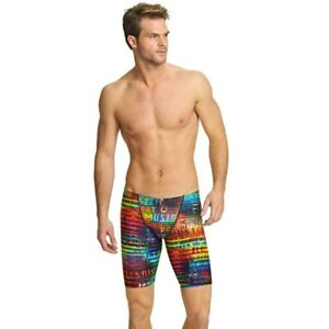Zoggs Mens Soul Jett Jammer - Multi Coloured from Ezi Sports