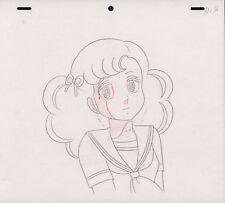 Urusei Yatsura Anime Douga for Cel Animation Art Ran Smiling Rumiko Takahashi