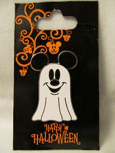 WDW~New 2008 Halloween Mickey Ghost Pin # 24628