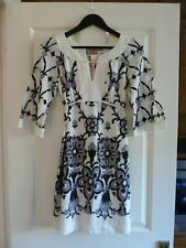 JUICY COUTURE DRESS LADIES DESIGNER - ANGEL BLACK ABIGAIL PRINT - TAGS ATTACHED