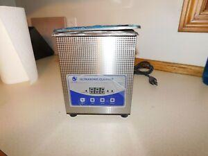 Skymen Ultrasonic Cleaner Heat Degas JP-010T 2.0L