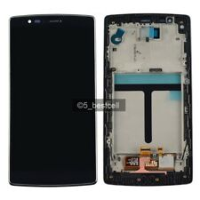 New Black LG G Flex2 H955 US995 LS996 Touch digitizer + LCD display  with Frame