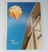 1980 Lance Lutheran High School South St. Louis Missouri Yearbook R