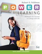P. O. W. E. R. Learning : Strategies for Success in College and Life by Robert …