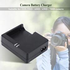 Camera Battery Charger for Canon LP-E8 EOS 550D / 600D / 650D / 700D US Plug