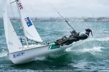 470 Ziegelmayer Sailing Boat