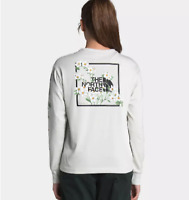The North Face Women's Long Sleeve Himalayan Bottle Source Floral Tee Retail $40