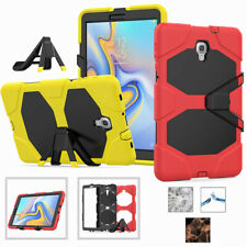 """For Samsung Galaxy Tab A E 7"""" 8"""" 9.6"""" 10.1"""" Tablet Hard Case w/ Screen Protector"""