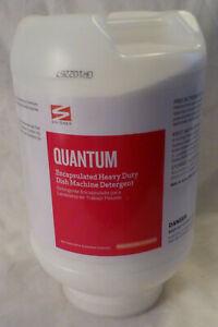 Swisher Quantum Encapsulated Heavy Duty Dish Machine Detergent 8 lb Professional