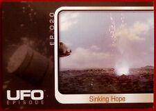 UFO - Individual Base Card #081 - Destruction - Sinking Hope - Cards Inc. 2004