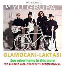 CD YU GRUPA EVO STOJIM TU Album 2016 rock muzika srbija hrvatska bosna crna gora
