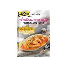 Lobo PANANG Curry Pâte Thaïlande Thaï 50 g Noix de Coco Cocos CONDIMENT