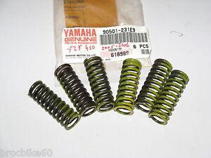 RESSORTS EMBRAYAGE YAMAHA WR YZ 426 450 F 90501-231E9