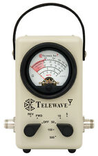 Telewave 44A Broadband 20-1000 MHz RF Wattmeter (New)