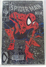Spider-man First all-new collector's item issue #1 1990 silver cover