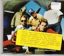 (BU415) Sugar Ray, Every Morning - 1999 DJ CD