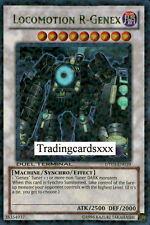 "Yu-Gi-Oh! ""Locomotion Genex-R"" DT03-EN039 -ANGLAISE/DUEL TERMINAL-"