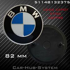 BMW - Logo de capot / coffre - 82mm - 51148132375 - emblème / insigne / badge