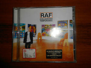 CD AUDIO: COLLEZIONE TEMPORANEA-RAF-1996-CGD EAST WEST