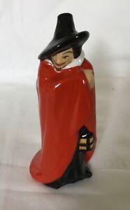 "Royal Dolton Figurine ""GUY FAWKS"" No.3271 Dated 1918"