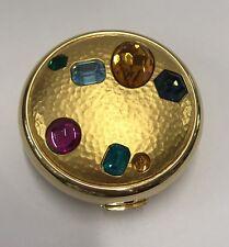 Estee Lauder Gem Stone Compact Lucidity Translucent Pressed Powder RARE*