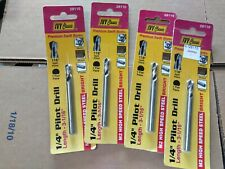 Vintage Ivy Classic Swift Bore Pilot Drill 28110 set of 4 new in package