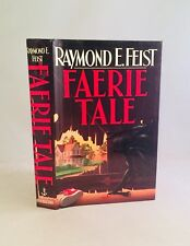 Faerie Tale-Raymond E. Feist-SIGNED!-TRUE First Edition/1st Printing!-VERY RARE!