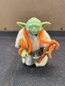 Star Wars Vintage 1980 Yoda Jedi 100% Complete Original Kenner !NO REPRO!