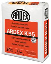 ARDEX K 55 - 20KG Schnellspachtelmasse zementgebundene, schnell trocknende