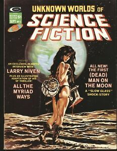 Unknown Worlds of Science Fiction # 5 Fine/VF Cond.